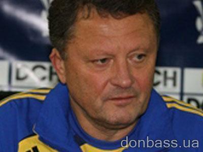 Маркевич хочет перенести финал Кубка Украины