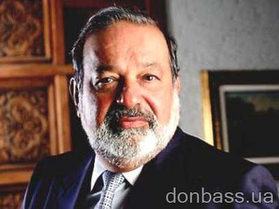 Карлос Слим.