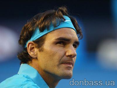 Роже Федерер вылетел с турнира в Майами