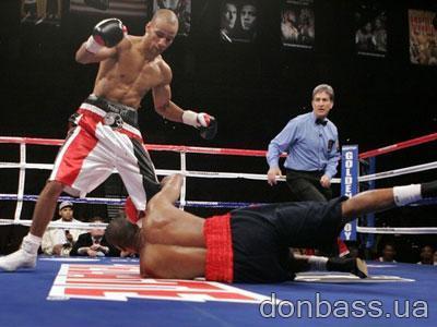 Чтобы уложить на ринг обычно очень стойкого Даниэля Джуду, мариупольцу Исмаилу Силлах понадобилось меньше шести минут.