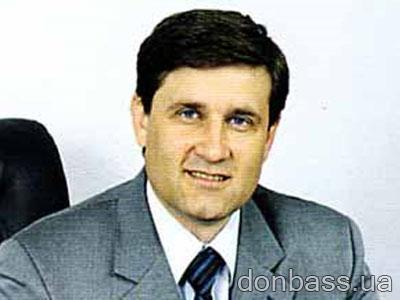 Новый председатель Донецкого областного совета - Андрей Шишацкий