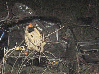 В Донбассе сразу два страшных ДТП: погибли три человека (ФОТО)