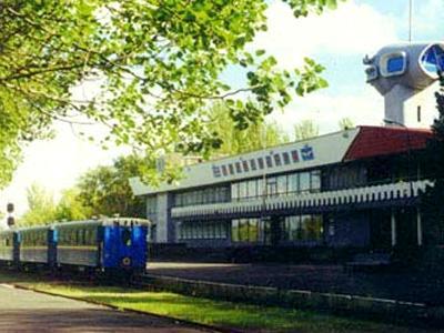 Детская железная дорога открывает сезон