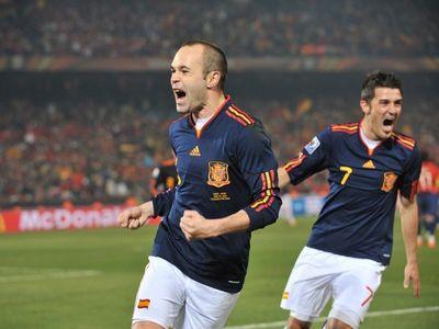 Чемпионат мира футболу 2010 испания швейцария