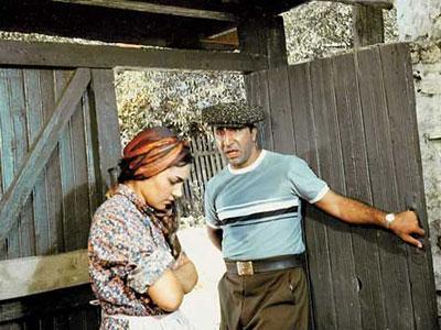Данара и Фрунзик Мкртчян вместе снялись в «Кавказской пленнице».