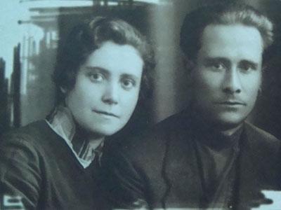 Елизавета и Павел - еще не муж и жена.