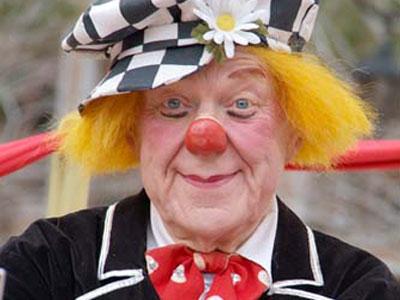Солнечный клоун стал Счастливым Гансом. Попову - 80!