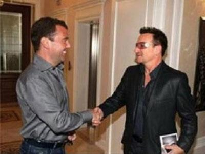 Блогеры: Медведева... нарастили (ФОТО)
