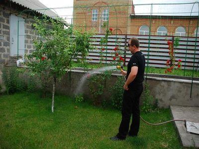 Геотекстиль от сорняков в саду