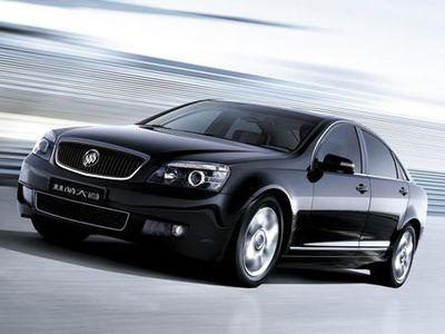 На Украине могут развернуть производство модели Buick Lacrosse