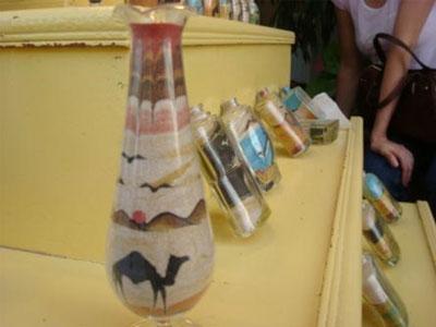 Картина из цветного песка в бутылке: мастер-класс по созданию мини-шедевра (ФОТО)