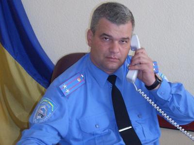 Внимание! Горячая линия с начальником ГАИ Донецка