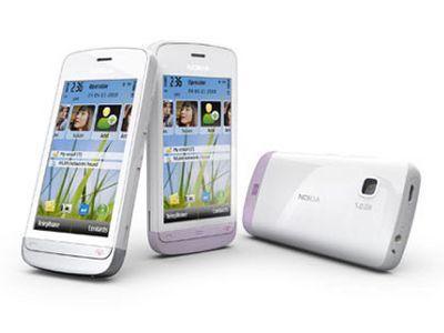 Nokia выпусила бюджетный смартфон с 5-мегапиксельной камерой ...