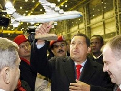 Украина и Венесуэла будут строить самолеты