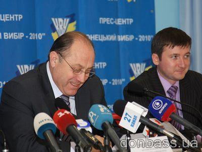 Анатолий Смирнов и Сергей Ткаченко.