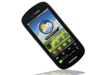 Samsung Continuum: Android-смарфтон с двумя дисплеями (ФОТО)