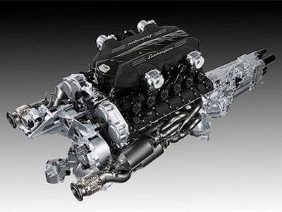 двигатели ламборджини (lamborgini)