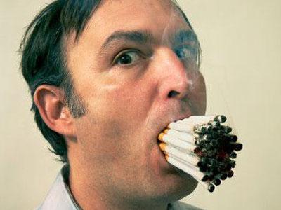 Где найти бабку, которая отучит от сигарет