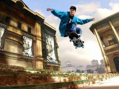 Скачать Touchgrind Skate 2 на Андроид