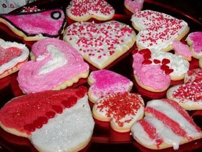 Печенье для любимого