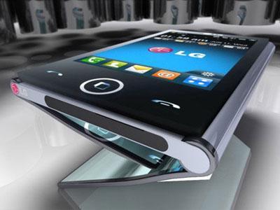 Дизайнер создал смартфон-планшет для LG (ФОТО)