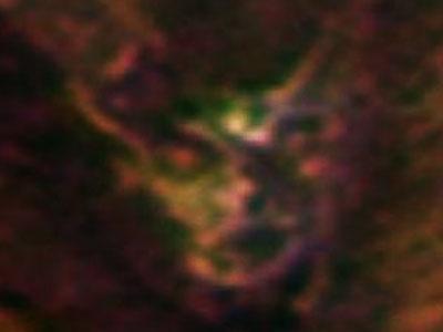 Джозеф Скиппер считает, что на Марсе точно существовала цивилизация. Данные фигуры и изображения их рук.