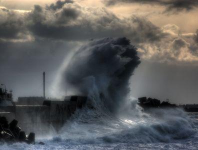 На Азовском море начнется сильный шторм
