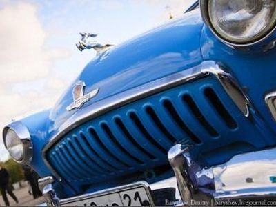 Путь Святителя Игнатия повторят на ретроавтомобилях