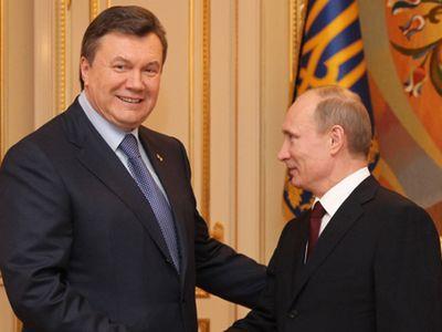 Янукович предложил Путину полную свободу