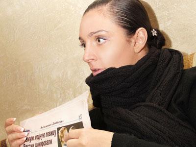 Елена Ваенга: «Интересно прочитать свое первое интервью в Донецке и оценить, как я изменилась за эти полгода».