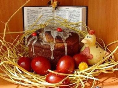 Что можно, а что нельзя святить на Пасху?