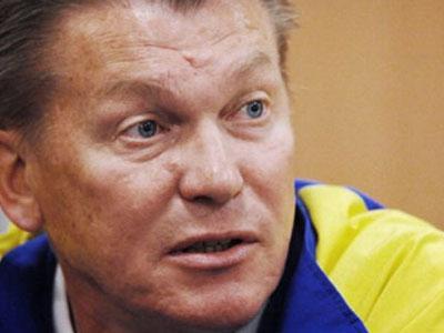 Блохин не вызвал в сборную Шовковского, чтобы дать ему отдохнуть