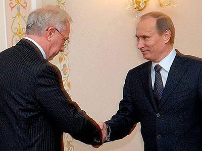 """Азаров намерен завершить """"газовые"""" переговоры с Россией"""