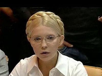Суд над Тимошенко: без дочери и близится к концу