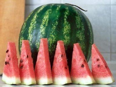 Ранние арбузы и дыни вредны