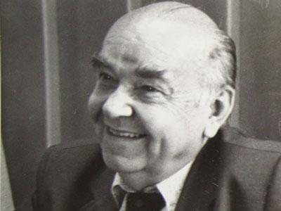 Фронтовик, журналист, поэт, писатель, краевед, Человек - Виктор Шутов.
