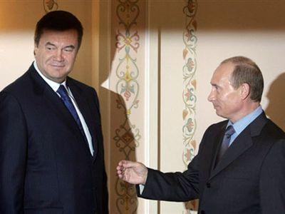 Путин считает нереальным присоединение Украины к Еврозоне
