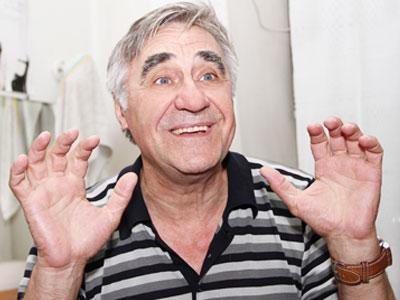 «Я хотел показать настоящие человеческие отношения, а Федю интересовала только клоунада», - утверждает актер.
