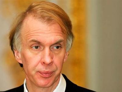 Владимир Огрызко.