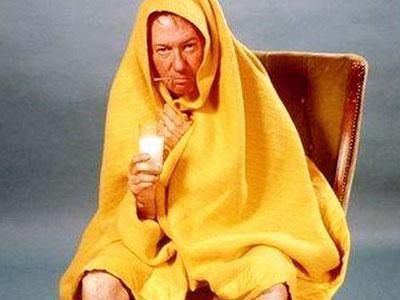 При простуде прогреваться следует не всегда.