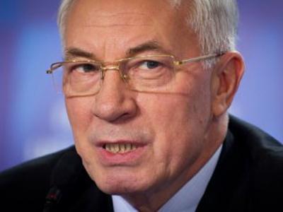 """Азаров: """"В стране второй год подряд - финансовая стабильность"""""""
