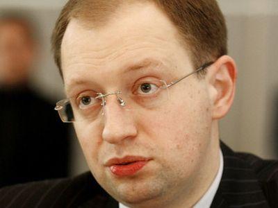 """Яценюк нашел в Донецкой области """"логово постсоветской партийной системы"""""""