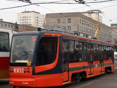 Транспортный парк Донецка пополнился новыми трамваями