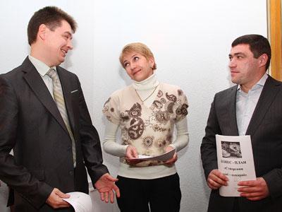 Константину Идрисову и Артему Дмитриеву есть чему поучить Юлию Сапожкову: они уже осуществляют свои программы!