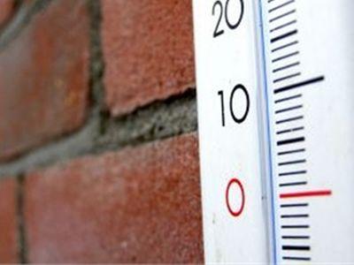 Погода в Донецке: мороз и солнце