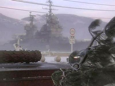 На черноморское побережье России обрушился ураган