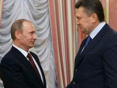 Януковича торопят с зоной свободной торговли