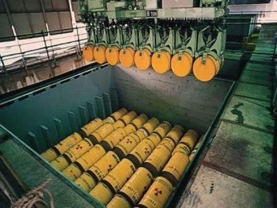 Украина вывезла весь высокообогащенный уран в Россию
