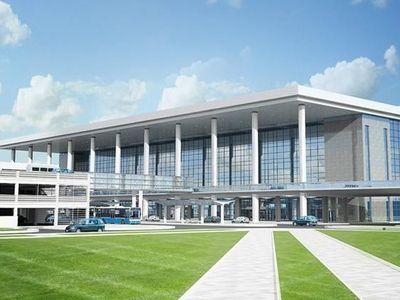 """Аэропорт """"Донецк"""" откроет новый терминал 14 мая"""