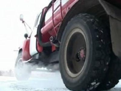 Жители Донецка испугались пожарных машин
